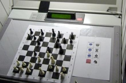 Dutch voting machines hacked to play chess