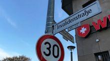 Verkehrsplanung: Invalidenstraße bekommt im Oktober breiten Radweg