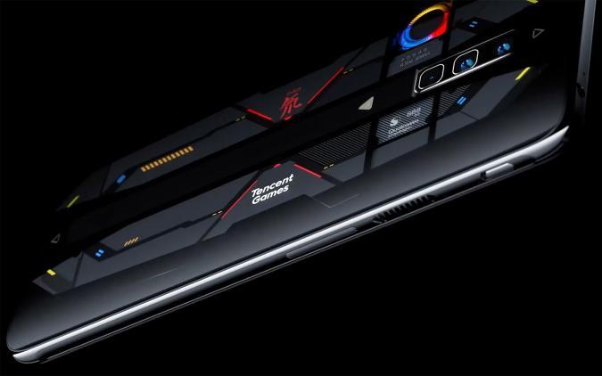 Nubia Red Magic 6 Pro Dao Edition