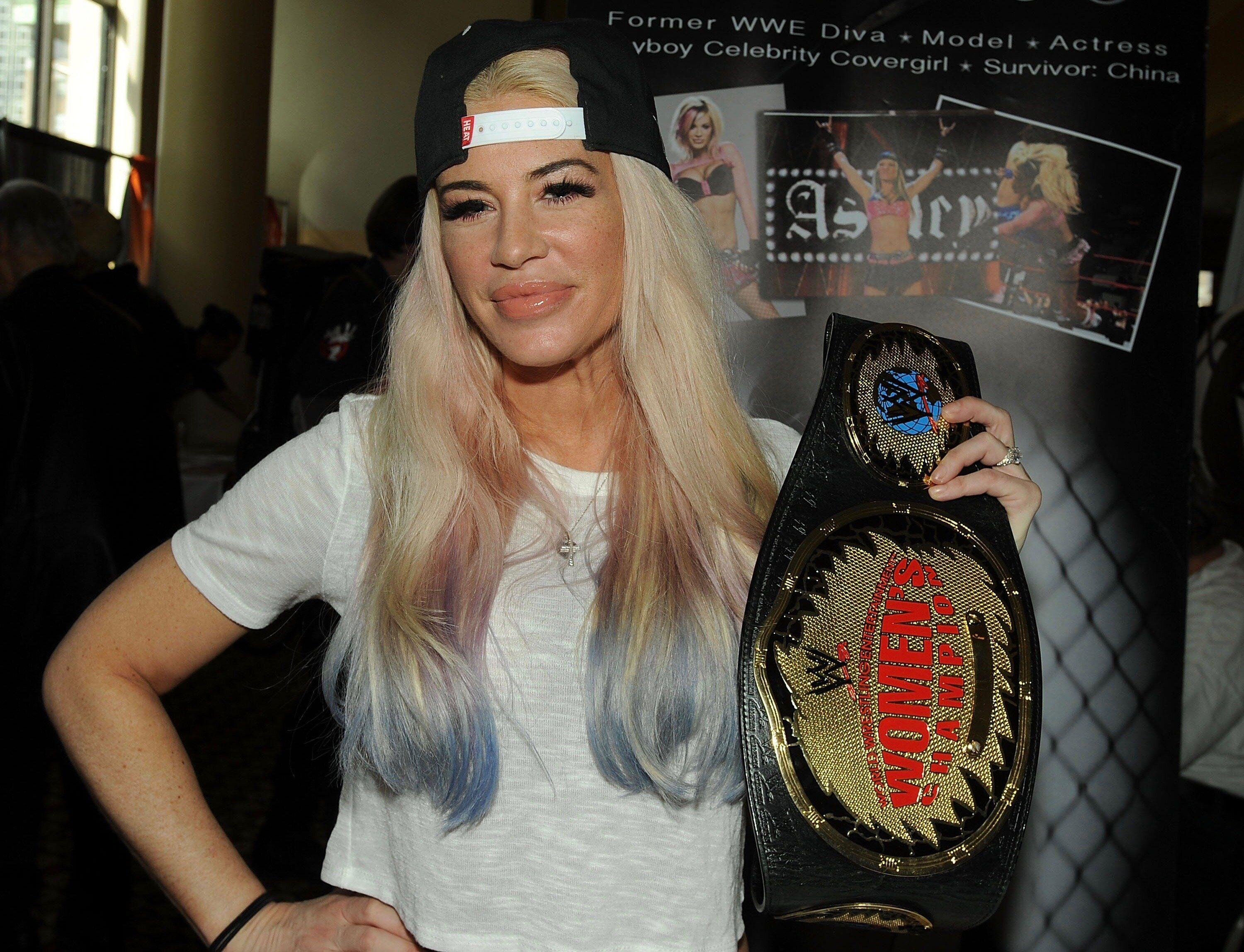 Report: Dead WWE star Ashley Massaro wanted her brain donated for CTE research