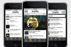 Joystiq goes mobile with new iPhone app