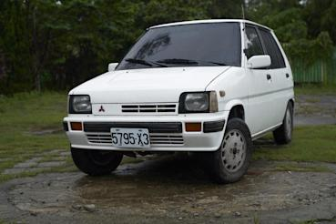【頂極老汽車】Vol.5 80年代最省油的四輪方盒子 - 中華多利800