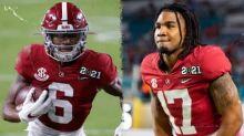 NFL Draft 2021: Should Giants draft DeVonta Smith or Jaylen Waddle?
