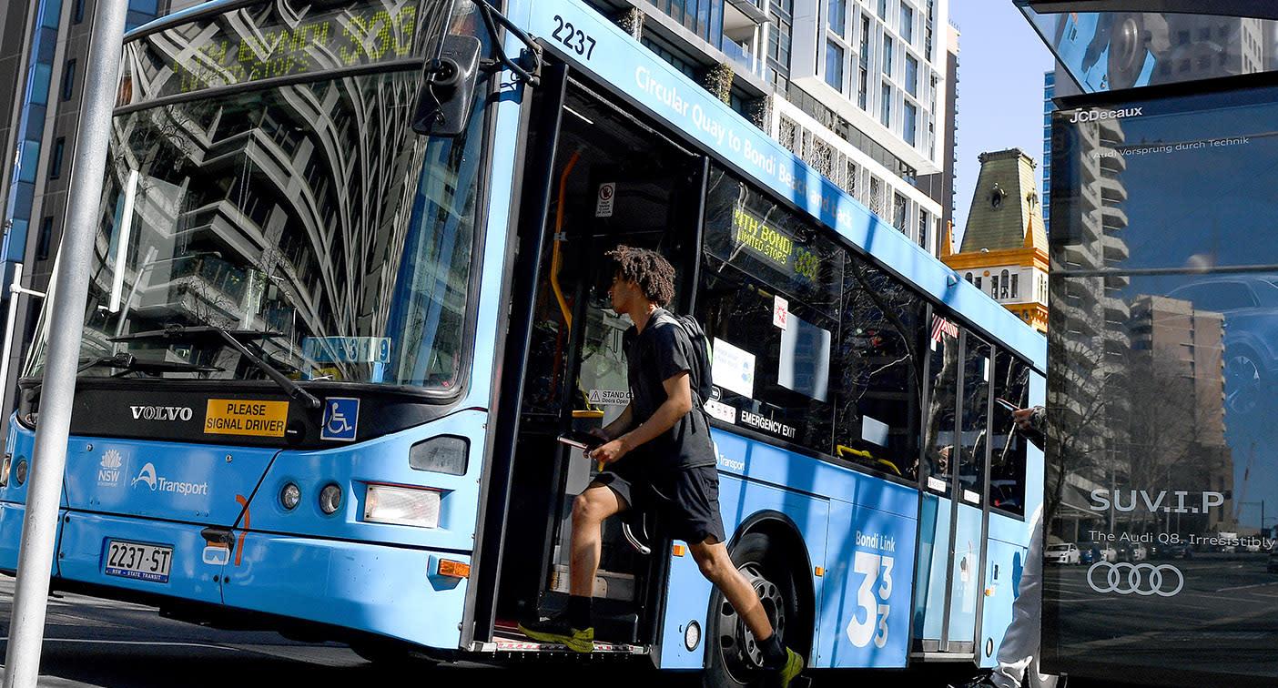 Coronavirus NSW: Infection warning for multiple Sydney buses
