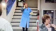 La historia sobre la señora de la limpieza de 'Compañeros' sale a la luz y se hace viral