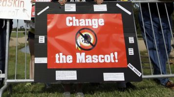 Listen to the masses: Get rid of racist mascot