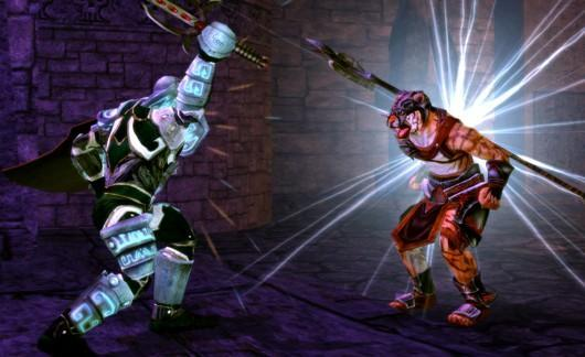 Turbine shows off new locations from DDO's Web of Chaos