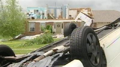 Tornado Touches Down, But Sirens Never Sound