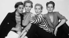 Four Iconic Models Reunite for Armani Campaign