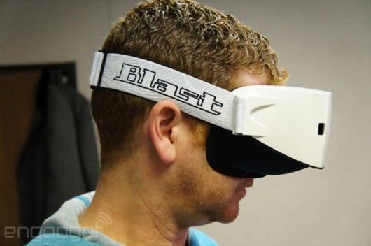 GameFace headset offers wireless, Android-powered Oculus Rift alternative