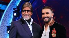 Amitabh Bachchan calls out Ranveer Singh for not replying to his birthday text; here's how the latter reacted