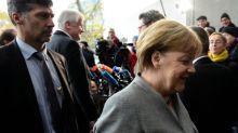 Allemagne: Merkel joue son va-tout pour éviter la crise