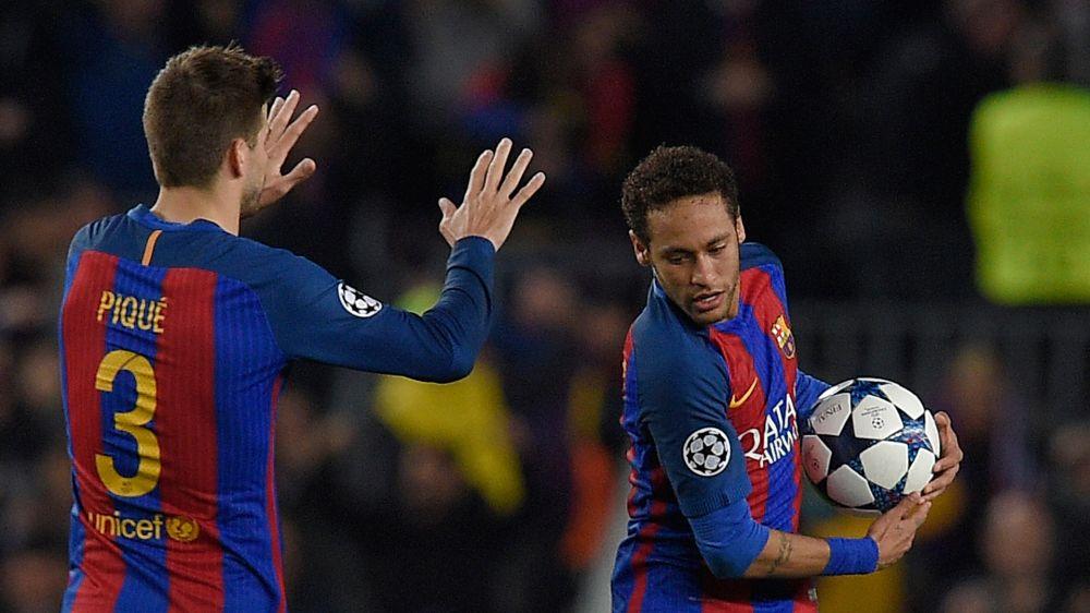 """Piqué: """"Neymar no sabe qué hacer"""""""