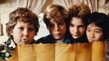 Never say die! Corey Feldman snaps reunion with the Goonies