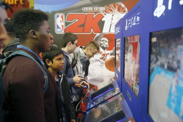 NBA 2K eSports league qualifiers start January 1st