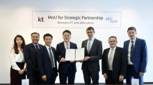 KT Drives Global Expansion with Europe's albis-elcon
