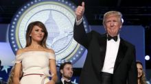 Big spending at Trump's inauguration