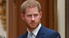 Prince Harry 'hung back' during Trump's visit to Buckingham Palace amid 'nasty' comment about wife Meghan Markle