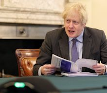 Pressure grows on Boris Johnson to agree plan to start easing lockdown restrictions by March 8