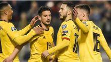 Belgium 3 Russia 1: Hazard spares Courtois' blushes
