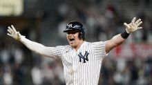 Sánchez, Voit lift Yankees over Royals 6-5 in thriller