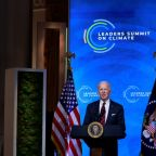 Biden urges world to make good on climate commitments