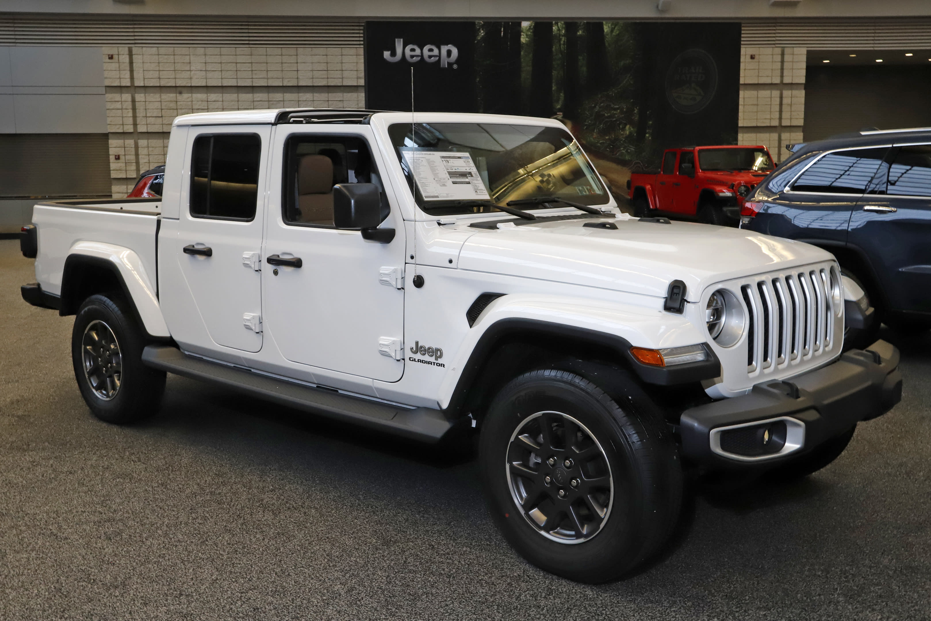 Jeep Gladiator pickup: The high cost of bliss