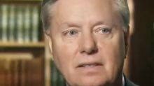 """Save Lindsay"" Ad Mocks Lindsay Graham's Plea For Campaign Donations On ""Hannity"""