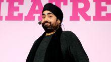 Former Bake Off star Rav Bansal shares homophobic letter targeting his Sikh faith