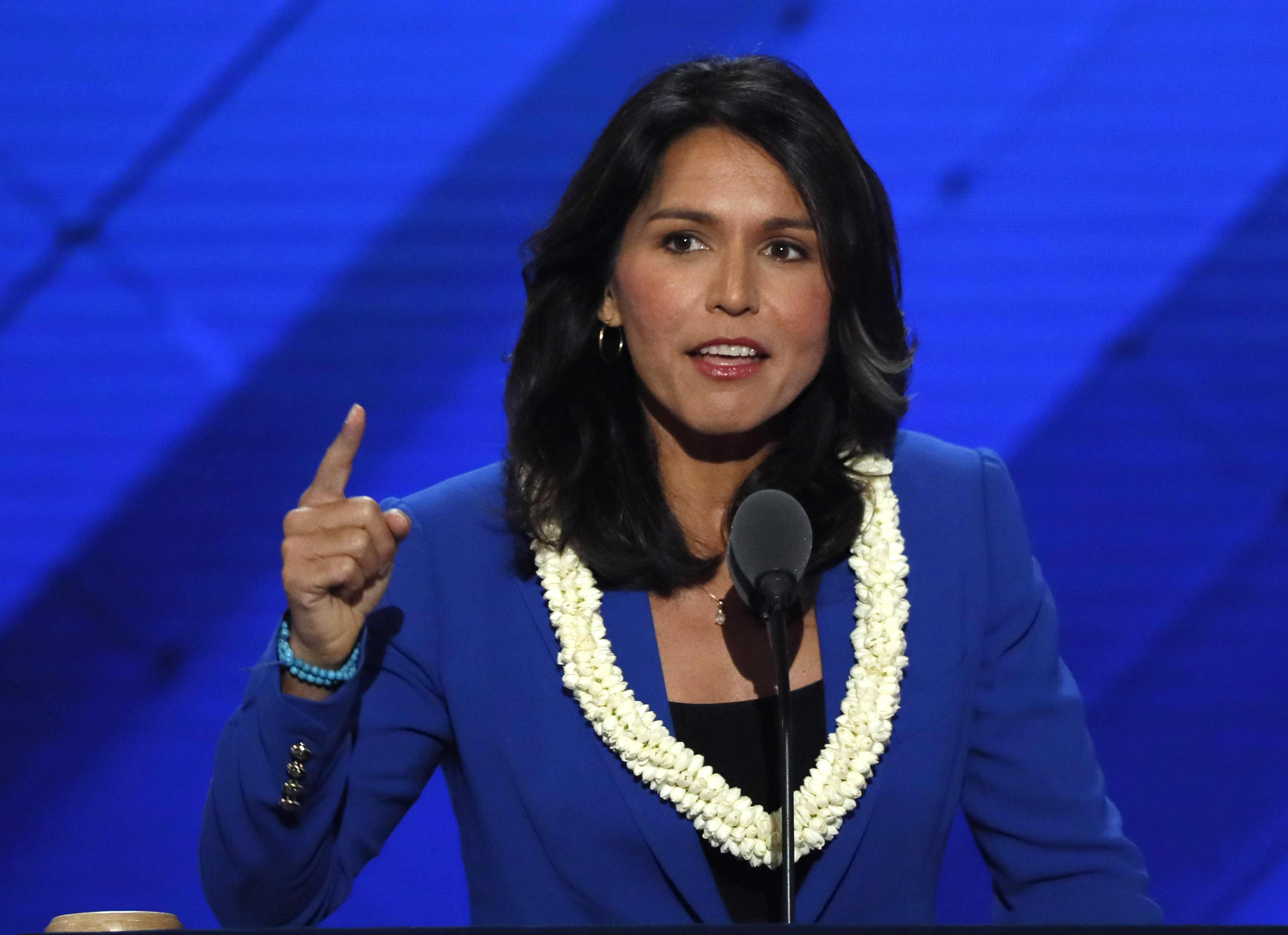 Democrat Tulsi Gabbard Considered For Trump Cabinet