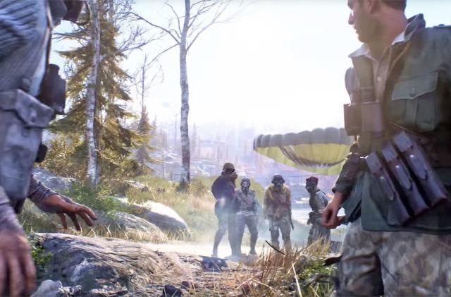 'Battlefield V' 64-player battle royale arrives March 25th