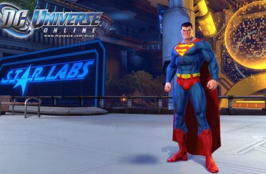 DC Universe Online creators talk about S.T.A.R. Labs and game storylines