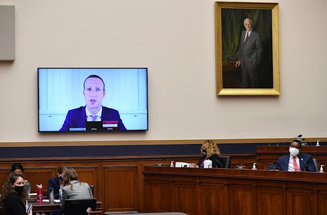 Facebook and Twitter CEOs to attend hearing about Section 230 protections