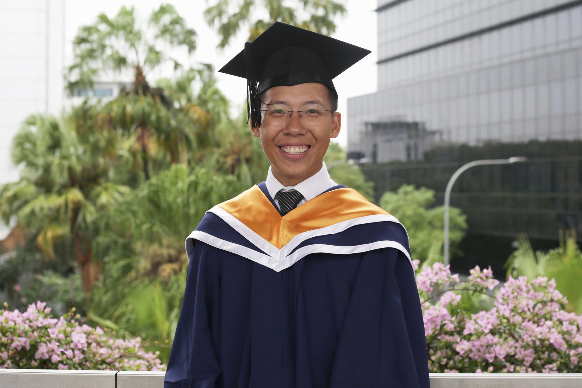 NTU grad turned dyslexia into 'strength' to emerge top student and Rhodes scholar