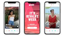 With 'Rivals Week,' Tinder tests an expansion of its well-performing Tinder U