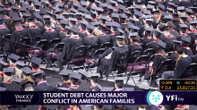 Student debt crisis causes conflict in American families