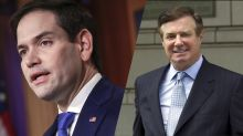 Marco Rubio: Pardoning Paul Manafort would be a 'terrible mistake'