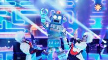 'Best reveal ever!': 'Masked Singer' Robot is one of the top-selling artists of all time
