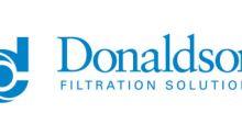 Donaldson Company Declares Quarterly Cash Dividend