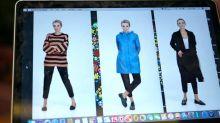App makes you a fashion model