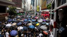 Hong Kong police embrace China's security law plan