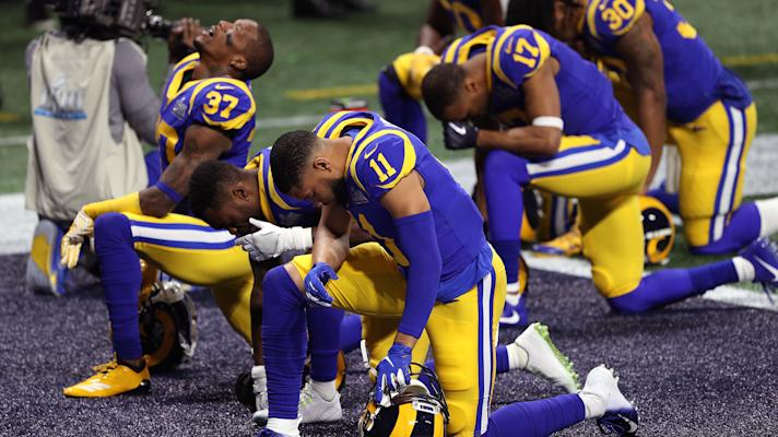 The Rush:NFL head coach voices support of on-field protests