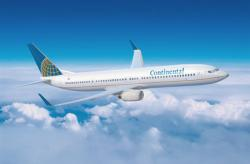 Continental to launch in-flight WiFi in 2010