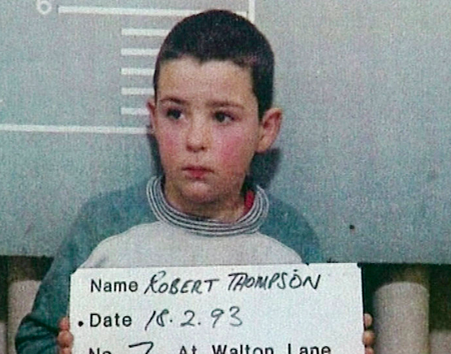 Killing James Bulger 'gave me a better life', says Robert Thompson
