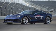 2019 Chevy Corvette ZR1 will pace the Indy 500