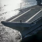 Acting Navy secretary promises he'll fix the 'Ford' aircraft carrier