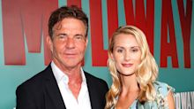 Dennis Quaid Says He and Fiancée Laura Savoie Are 'Going to Wait for This to Lift' Before Marrying