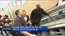 Kobe Bryant breaks down his plan to make BODYARMOR the No...