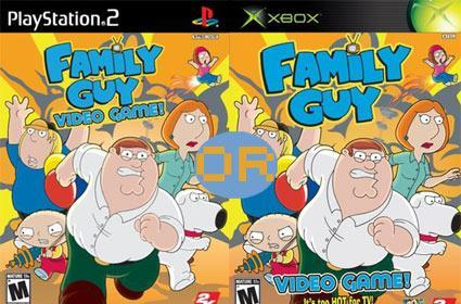 Raffle: Family Guy game (your choice of Xbox or PS2) [update 1]