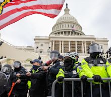 A man who stormed the US Capitol filmed himself asking, 'How are they going to arrest every single person?' The FBI says it arrested him a week later.
